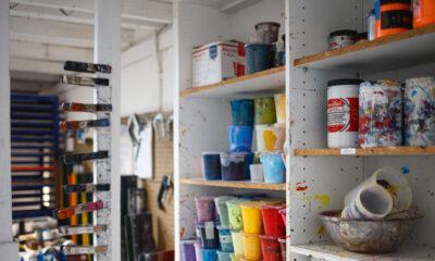 Best Paints for Garage